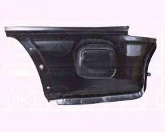 Ремонтная часть заднего крыла для Opel Astra F '91-98 седан, угольник, правая (KLOKKERHOLM)