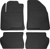 Коврики в салон для Ford Fiesta '02-09 резиновые (Stingray)