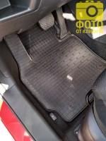Фото 8 - Коврики в салон для Mazda CX-5 '12-17 резиновые (Stingray)