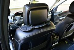 Фото 3 - Накидки на сидения  АVторитет Стандарт, черные (комплект)