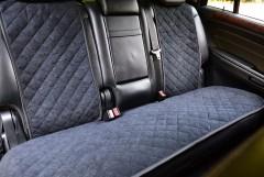 Фото 4 - Накидки на сидения  АVторитет Стандарт, черные (комплект)