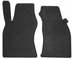 Коврики в салон передние для Audi A6 '97-05 резиновые (Stingray)