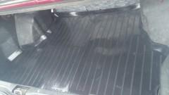 Фото 2 - Коврик в багажник для Lada (Ваз) 21099 '90-11, резино/пластиковый (Lada Locker)