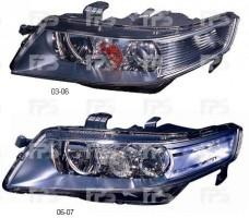 Фара передняя для Honda Accord 7 '06-08 левая (DEPO) электрич. 217-1162L-LDEM2