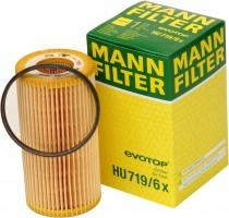 Топливный фильтр MANN-FILTER PU 815 x