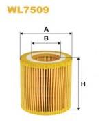 Масляный фильтр Wix WL7509