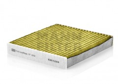 Салонный фильтр угольный (антибактериальный) MANN-FILTER FP 2842