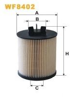 Топливный фильтр Wix WF8483