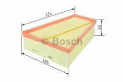 Bosch Воздушный фильтр Bosch 0 986 626 808