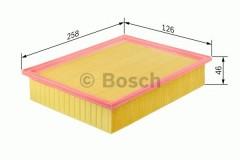 Bosch Воздушный фильтр Bosch 0 986 626 813