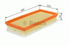 Bosch Воздушный фильтр Bosch 0 986 626 820