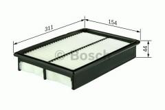 Bosch Воздушный фильтр Bosch 0 986 626 823