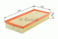 Bosch Воздушный фильтр Bosch 0 986 626 826