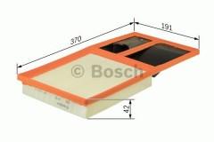Bosch Воздушный фильтр Bosch 0 986 626 835