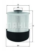Топливный фильтр Knecht KX 338/26D
