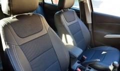 Авточехлы Dynamic для салона Suzuki SX4 '13-, с задним подлокотником (MW Brothers)
