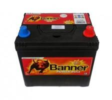 Автомобильный аккумулятор Banner POWER BULL 60Ач 13560680101