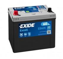 Автомобильный аккумулятор EXIDE EXCELL 60Ач