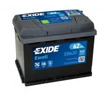 Автомобильный аккумулятор EXIDE EXCELL 62Ач