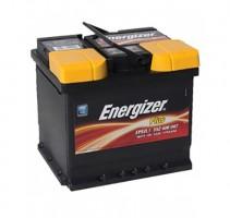 Автомобильный аккумулятор Energizer Plus 52Ач