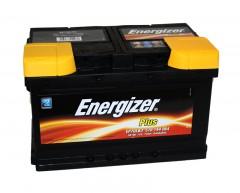 Автомобильный аккумулятор Energizer Plus 70Ач