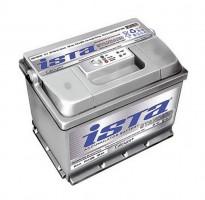 Автомобильный аккумулятор ISTA Standard Euro 77Ач