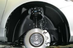 Подкрылок задний левый для Toyota Camry V50/55 '11- (Novline)