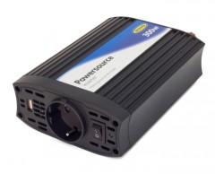 Инвертор/преобразователь напряжения Ring 300Вт 220В REINVU300