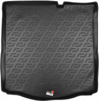 Коврик в багажник для Peugeot 301 '12- седан, резиновый (Lada Locker)