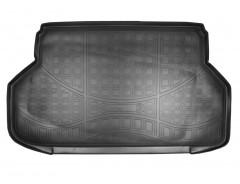 Коврик в багажник для Faw V5 '12- резино/пластиковый (Nor-Plast)