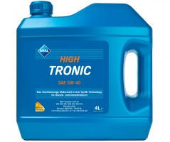 Aral HighTronic SAE 5W-40 (4л)