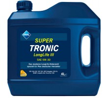 Aral SuperTronic Longlife III SAE 5W-30 (4л)