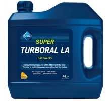 Aral SuperTurboral LA SAE 5W-30 (4л)