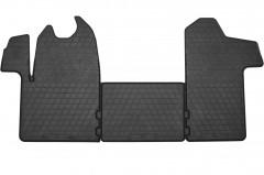 Коврики в салон передние для Opel Movano '11- резиновые (Stingray)
