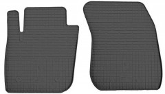 Коврики в салон передние для Ford Mondeo '15- резиновые (Stingray)