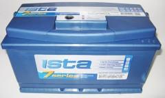 Автомобильный аккумулятор ISTA 7 Series Euro 100Ач