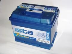Автомобильный аккумулятор ISTA 7 Series Euro 60Ач