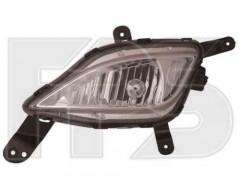 Противотуманная фара для Hyundai i30 GD '13-16 левая (DEPO) 221-2039L-UE