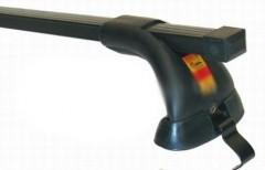 Багажник Daewoo Lanos Седан/хэтчбек, на гладкую крышу AMOS Koala K-7