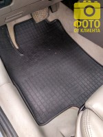 Фото 5 - Коврики в салон для Opel Astra G '98-10, резиновые (PolyteP)