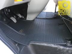 Фото 2 - Коврики в салон для Opel Vivaro '01-14, резиновые (PolyteP)