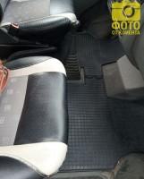 Фото 7 - Коврики в салон для Volkswagen Transporter T4 '90-03, резиновые (PolyteP)