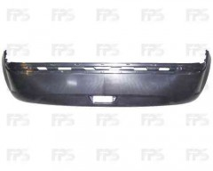 Бампер задний для Hyundai Getz '05-11, нижняя часть (FPS)