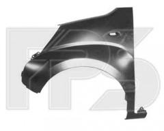Крыло переднее левое для Fiat Fiorino Qubo '08- (FPS)