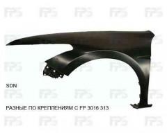 Крыло переднее правое для Honda Accord 8 '08-10 USA (FPS)