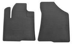 Коврики в салон передние для Hyundai Santa Fe '06-12 CM резиновые (Stingray)