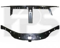 Передняя панель для Renault Sandero '08-12 (FPS)