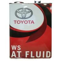 Масло трансмиссионное Toyota WS, 4 л