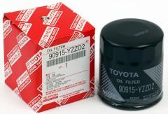 Масляный фильтр оригинальный Toyota 90915YZZD2