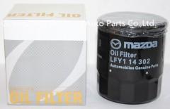 Масляный фильтр оригинальный Mazda LFY1-14-302